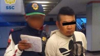 24 Morelos Agresor sexual en el metro