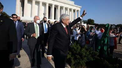 24 Morelos AMLO en Washington